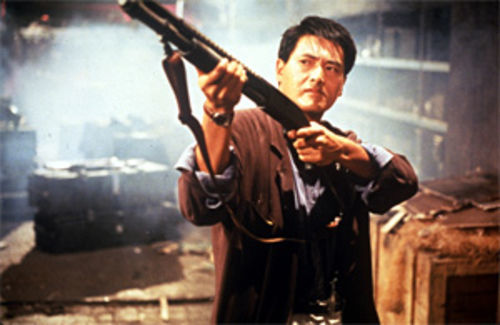 John Woo�s action classic hasn�t been matched since.