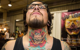 Thumbnail for Best Tattoos at The Body Art Expo at Veteran's Memorial Coliseum