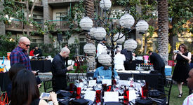 Scottsdale Culinary Festival's Best of the Fest 2015 at the Hyatt Regency in Scottsdale