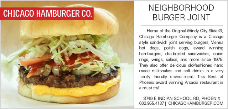 Chicago Hamburger Co