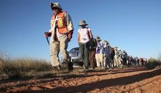 12th-Annual Migrant Trail Walk