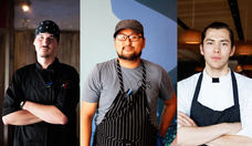 Meet Three Up-and-Coming Chefs in the Valley