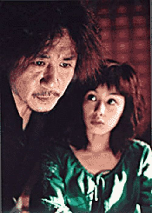 Plot twisted: Choi Min-sik (with Kang Hye-jeong) must discover a murderer's motive in Oldboy.