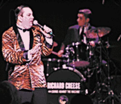Richard Cheese and Lounge Against the Machine