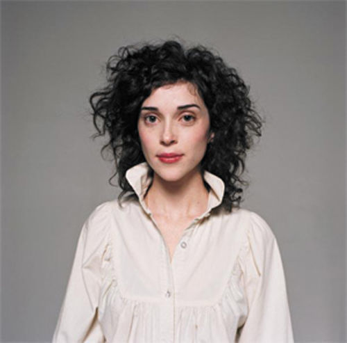 St. Vincent: Quirky prodigal.