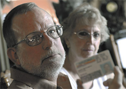 After an identity theft made Bob Hartle�s life a nightmare, he and his wife, JoAnn, helped get Arizona�s first identity theft law enacted. They now help other victims in their spare time.