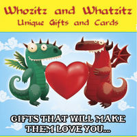 Whozitz and Whatzitz Unique Gifts and Ca