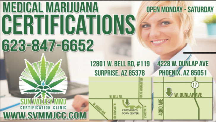 Sun Valley Medical Marijuana Certification Clinic