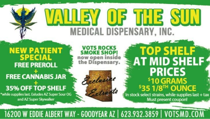 Valley Of The Sun Medical Dispensary