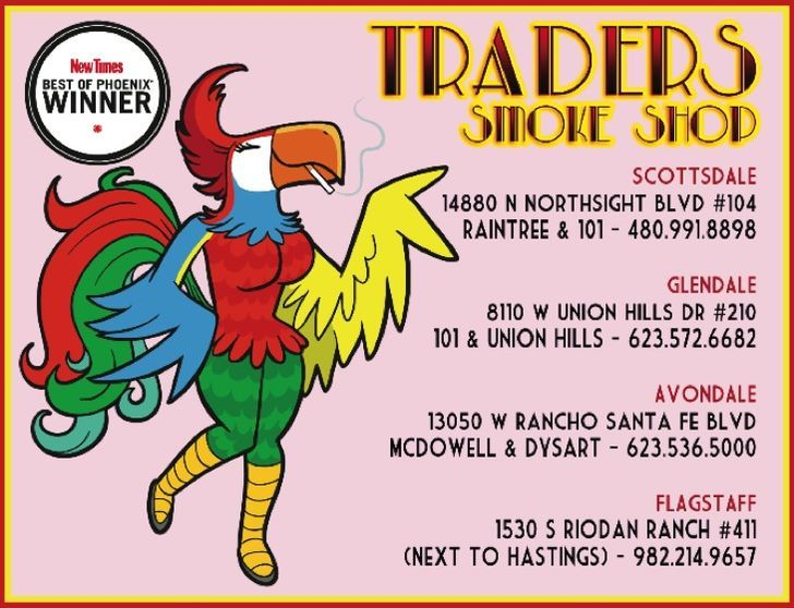 Traders Smoke Shop