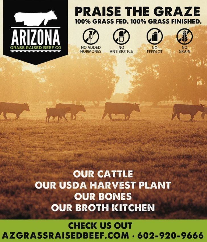 Arizona Grass Raised Beef Co.