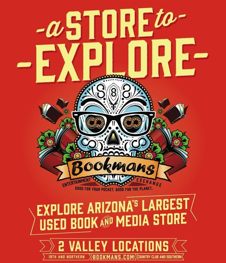 Bookman's Entertainment Exchange