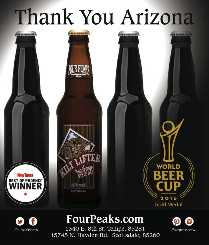 Four Peaks Brewing Co