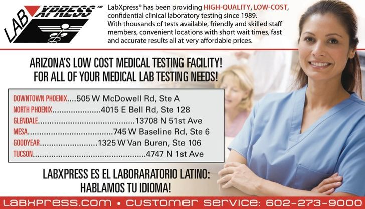 Lab Express, Inc.