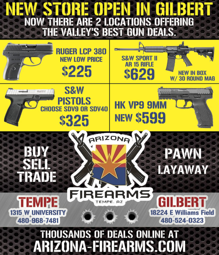 Arizona Firearms & Pawn