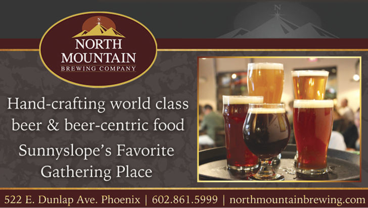 North Mountain Brewing Co.
