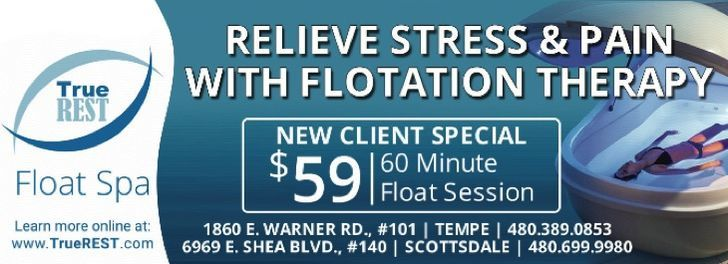 True Rest Float Spa