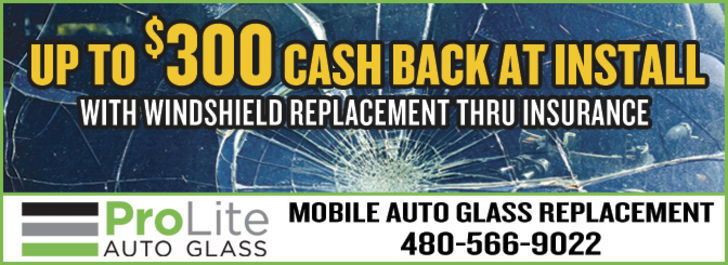 Prolite Auto Glass