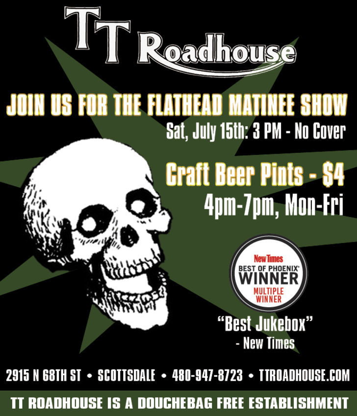 TT's Roadhouse