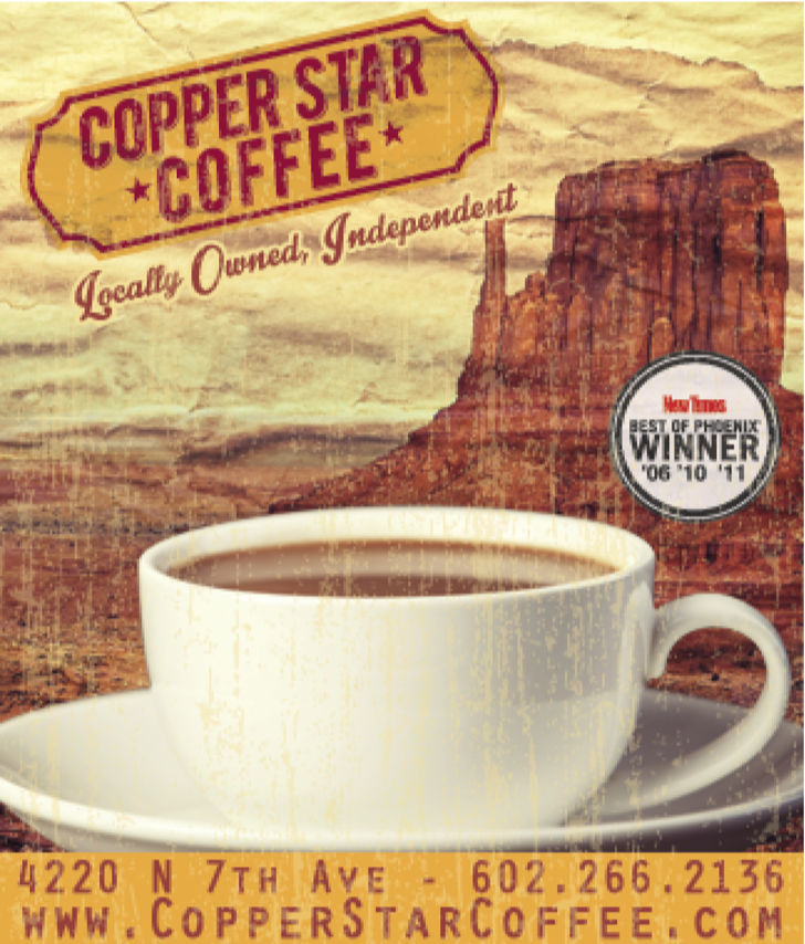 Copper Star Coffee