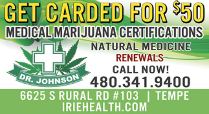 Irie Natural Center for Health