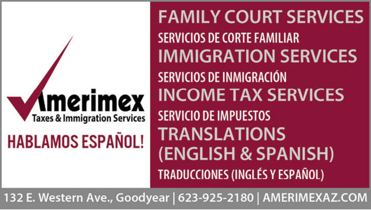 Amerimex Taxes & Immigration