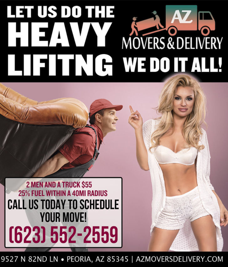 AZ Movers & Delivery