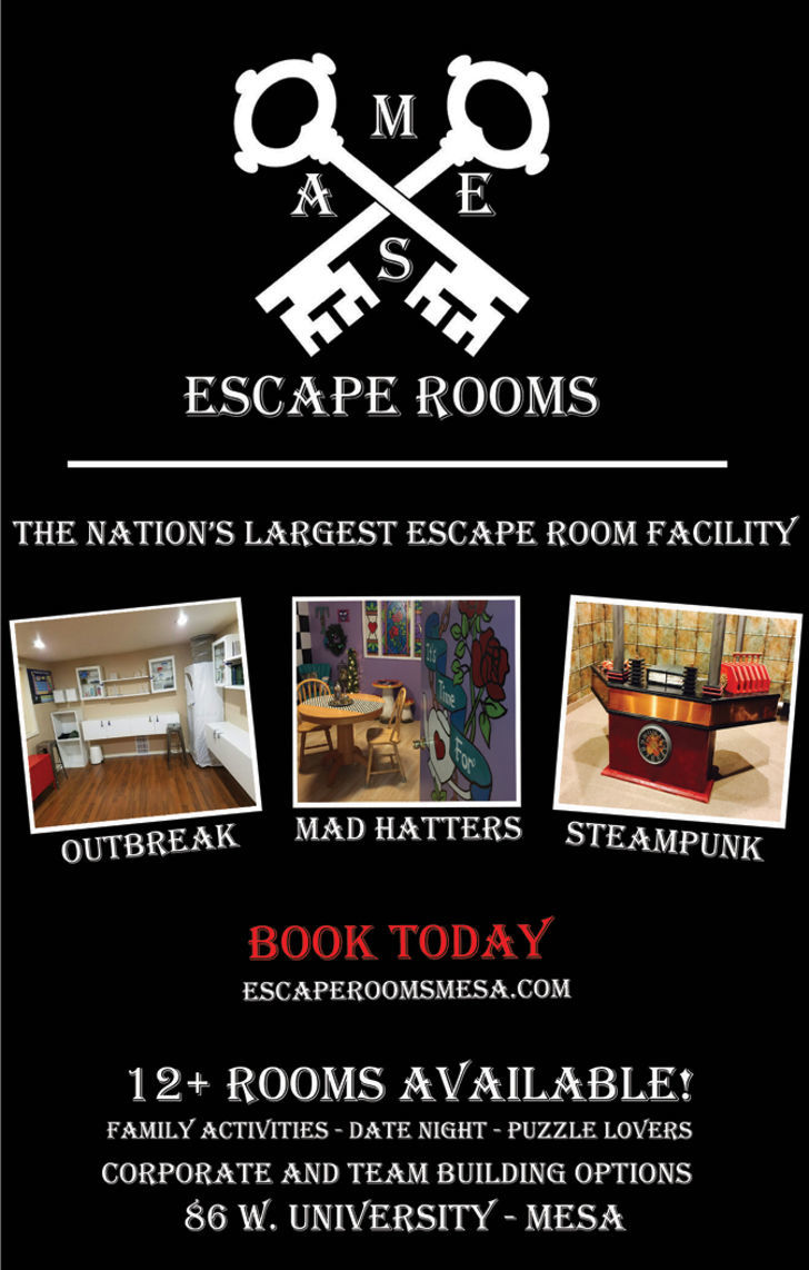 Escape Rooms Mesa