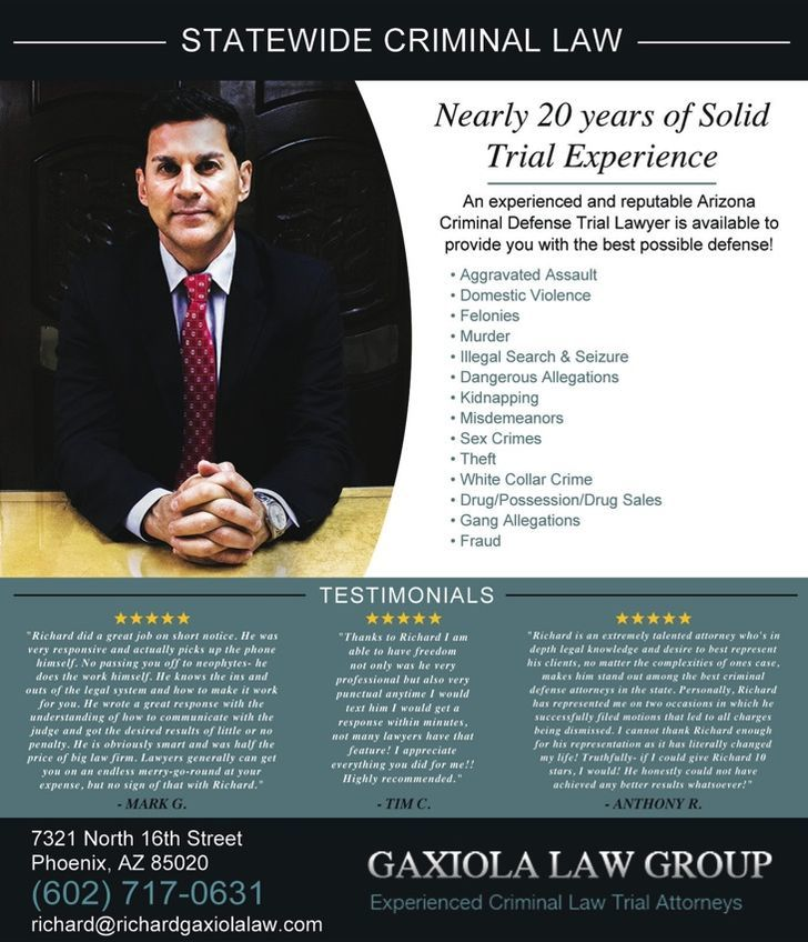 Gaxiola Law Group