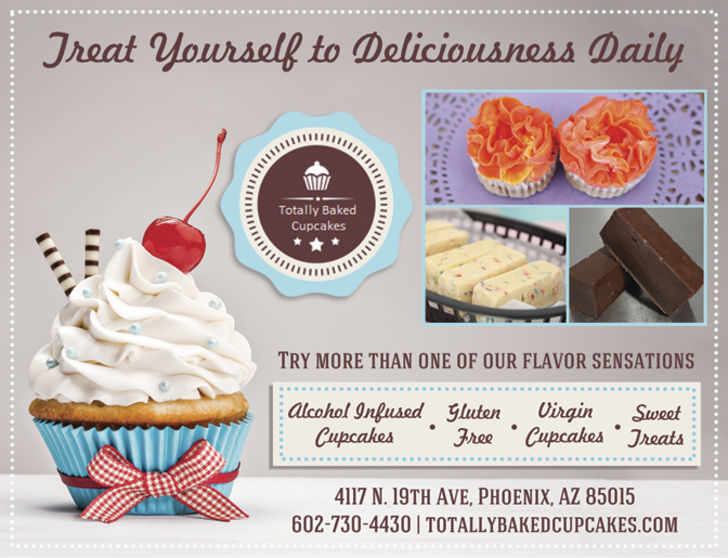 Totally Baked Cupcakes & Sweets