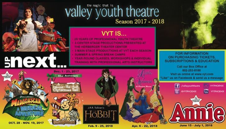 Valley Youth Theatre