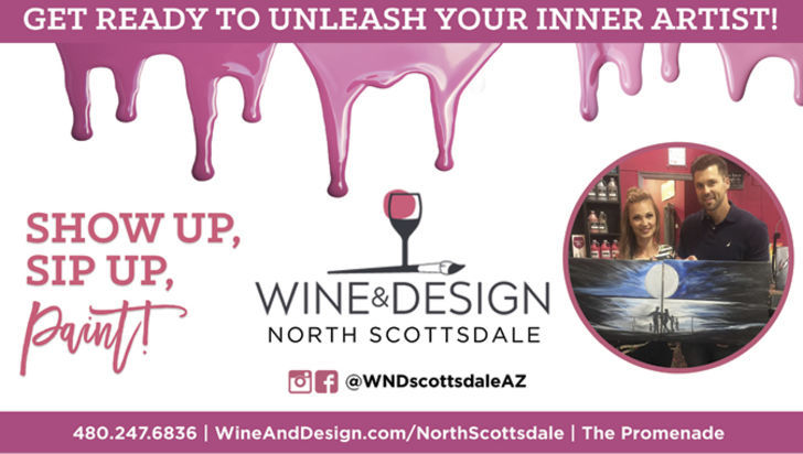 Wine & Design Scottsdale