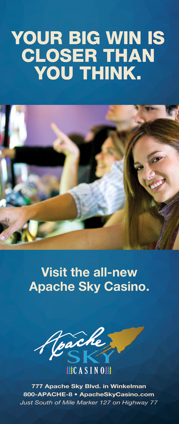 Apache Gold Casino