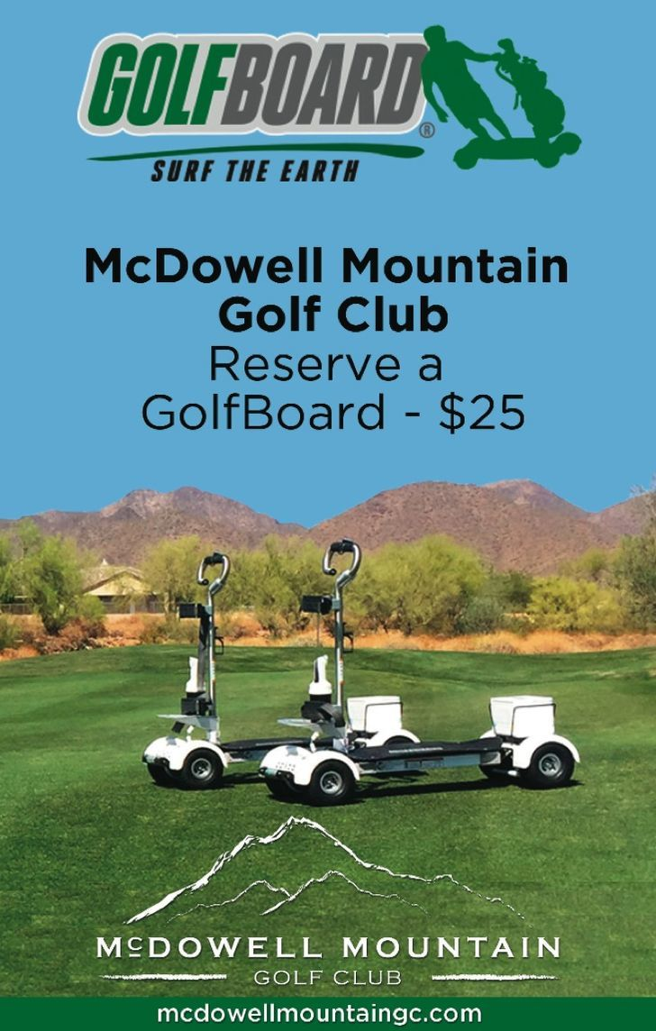 Buffalo Golf Management - McDowell Mtn