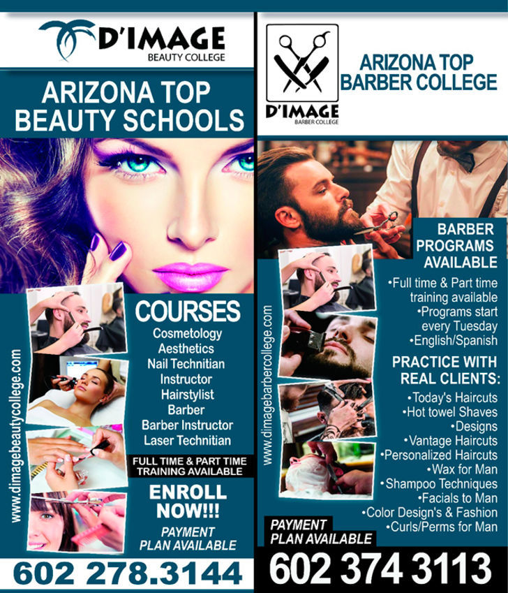 D Image Beauty College