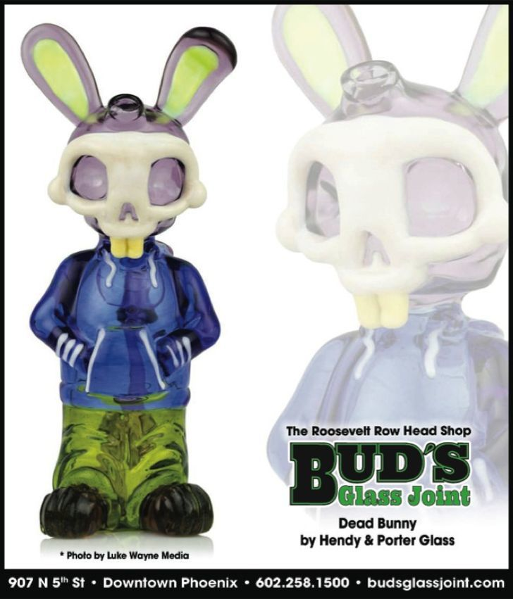 Bud's Glass Joint