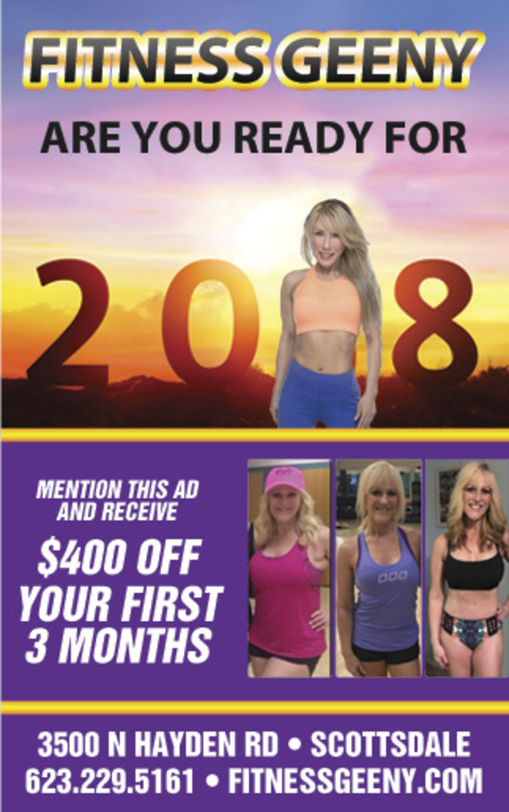 GH Fitness - Fitness Geeny