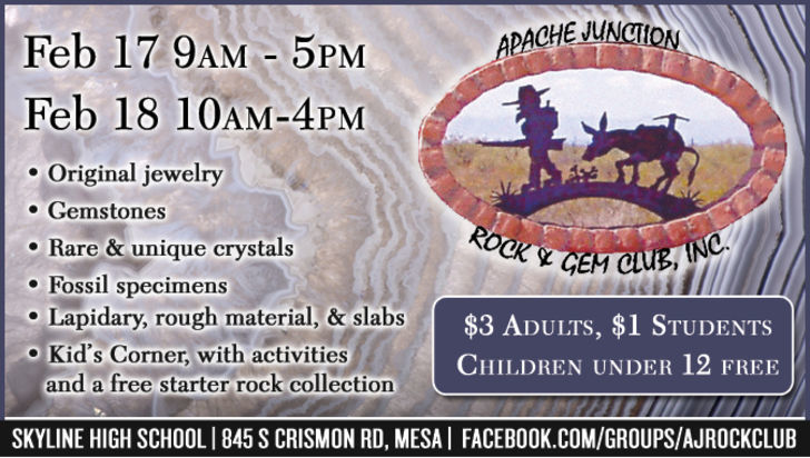 Apache Junction Rock and Gem