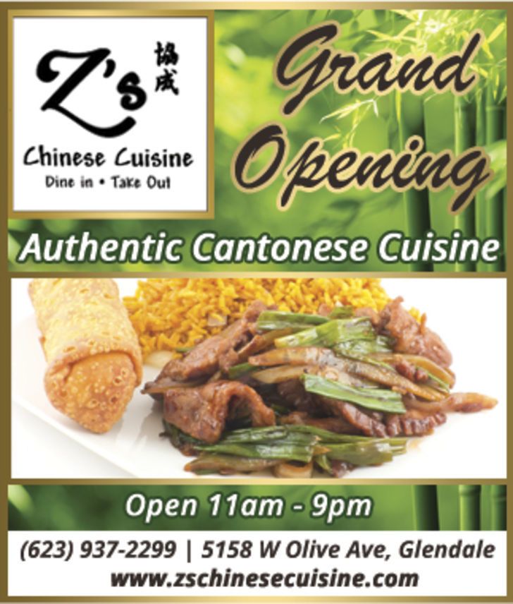 Z's Chinese Cuisine
