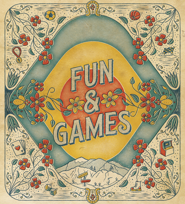 Best Of Fun & Games