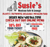 Susie's Mexican Cafe