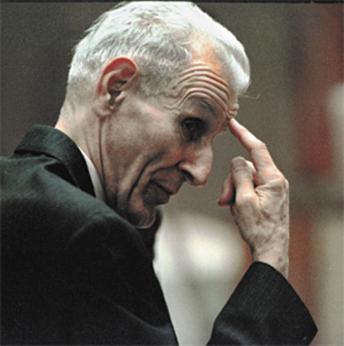 Dr. Jack Kevorkian assisted in more than 100 suicides before he was convicted of second-degree murder in 1999.