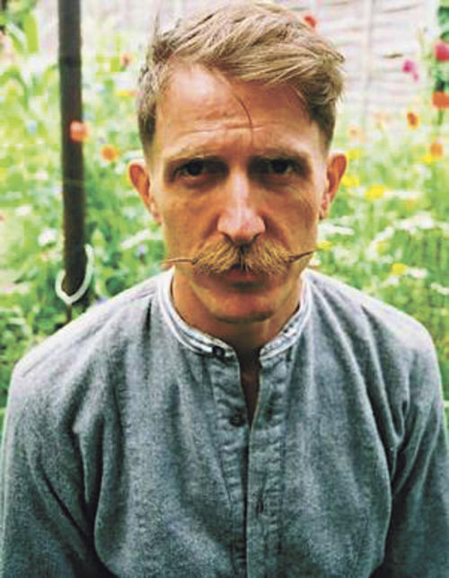 Billy Childish: Authentic.