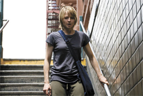 The literate vigilante: Jodie Foster gets NYC?s street cred back in The Brave One.