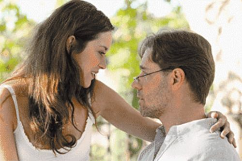 A Good Year, but a bad movie: Marion Cotillard and Russell Crowe soak up the French sun.