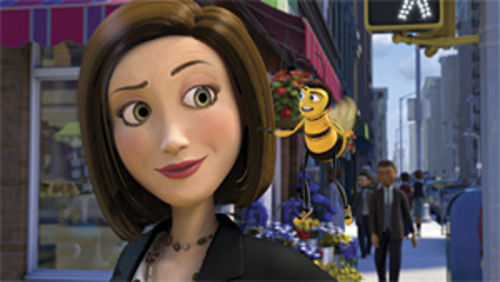 Insert bee pun here: Jerry Seinfeld and Renée Zellweger lend their voices to a disaster called Bee Movie.