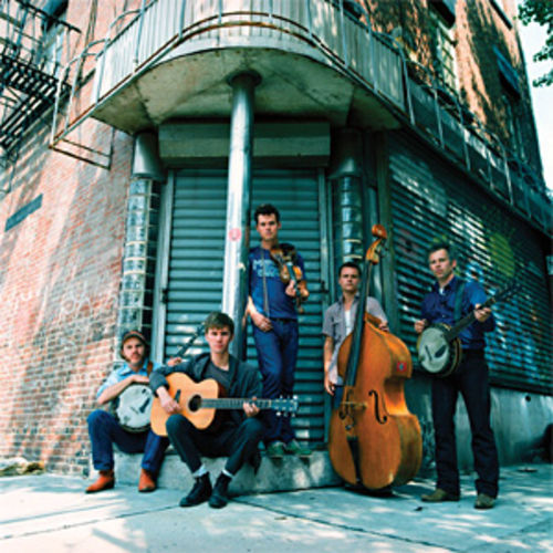 The boys of bluegrass: Old Crow Medicine Show