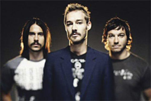 Silverchair shares the Aussie buzz.