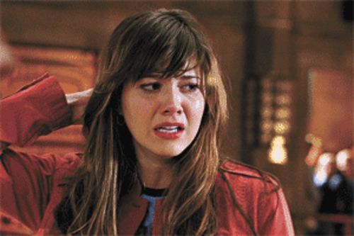 Fright to the finish: Mary Elizabeth Winstead tries to outwit the Grim Reaper in Final Destination 3.