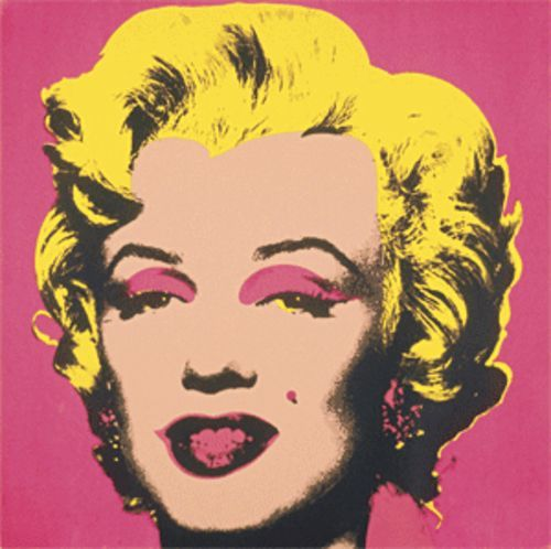 Marilyn Monroe (Marilyn), 1967, by Andy Warhol